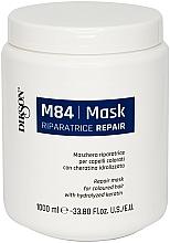 Düfte, Parfümerie und Kosmetik Reparierende Maske für gefärbtes Haar mit hydrolysiertem Keratin - Dikson M84 Repair Mask