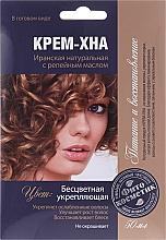 Düfte, Parfümerie und Kosmetik Iranische farblose Creme-Henna mit Klettenöl - Fito Kosmetik