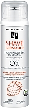 Düfte, Parfümerie und Kosmetik Rasiergel mit Erdbeerduft - AA Shave Safe & Care Strawberry Shaving Gel