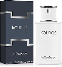 Düfte, Parfümerie und Kosmetik Yves Saint Laurent Kouros - Eau de Toilette
