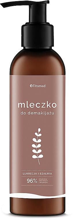 Kräuter-Gesichtsreinigungsmilch - Fitomed Cleansing Oil