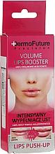 Düfte, Parfümerie und Kosmetik Lippenbooster für mehr Volumen mit Hyaluronsäure - DermoFuture Intensive Hyaluronic Lip Injection