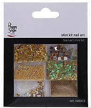 Düfte, Parfümerie und Kosmetik Nageldekorationen-Set 149312 - Peggy Sage Mini Kit Nail Art (6 St.)