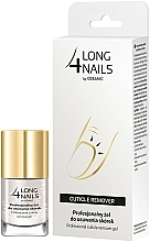 Düfte, Parfümerie und Kosmetik Nagelhautentferner - Long4Lashes Cuticle Remover Gel