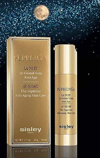 Anti-Aging Gesichtscreme für die Nacht - Sisley Supremya At Night The Supreme Anti-Aging Skin Care — Bild N3