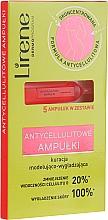 Düfte, Parfümerie und Kosmetik Anti-Cellulite Ampullen für den Körper - Lirene