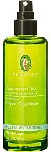 Düfte, Parfümerie und Kosmetik Feuchtigkeitsspendendes Rosenwasser für das Gesicht - Primavera Organic Rose Floral Water Tonic