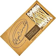 Düfte, Parfümerie und Kosmetik Bambus Wattestäbchen mit Baumwolle 200 St. - UpCircle