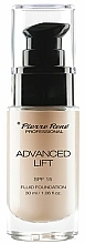 Düfte, Parfümerie und Kosmetik Anti-Aging flüssige Foundation LSF 15 - Pierre Rene Fluid Advanced Lift