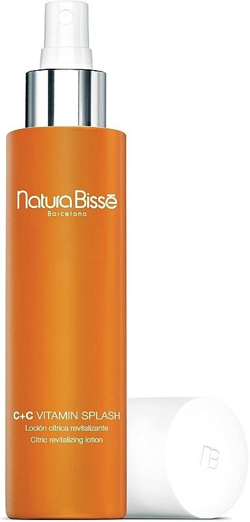 Erfrischendes und revitalisierendes Spray für Gesicht und Körper mit Vitamin C - Natura Bisse C+C Vitamin Splash
