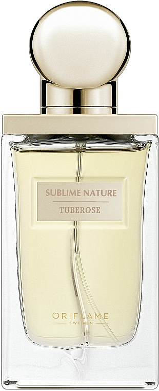 Oriflame Sublime Nature Tuberose - Eau de Parfum