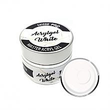 Düfte, Parfümerie und Kosmetik Aufbaugel weiß - ChiodoPRO Master Acrylgel