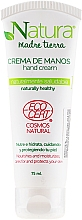 Düfte, Parfümerie und Kosmetik Feuchtigkeitsspendende Handcreme - Instituto Espanol Natura Madre Tierra Hand Cream