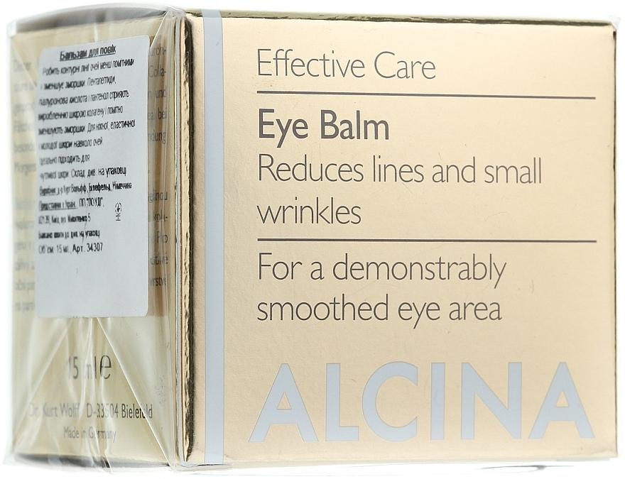 Anti-Falten Augenbalsam - Alcina E Eye Balm