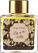 Düfte, Parfümerie und Kosmetik Raumerfrischer Lily Of The Valley - Song of India Lily Of The Valley Reed Diffuser