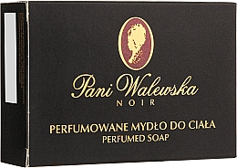 Düfte, Parfümerie und Kosmetik Cremeseife - Miraculum Pani Walewska Noir Creamy Soap