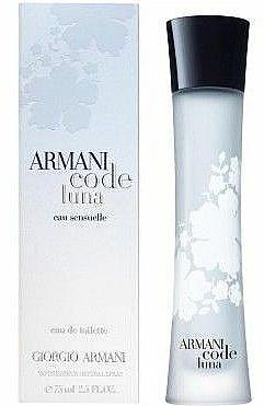 Giorgio Armani Armani Code Luna - Eau de Toilette — Bild N3