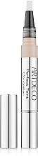 Düfte, Parfümerie und Kosmetik Lichtreflektierender Concealer in eleganter Drehmechanik - Artdeco Perfect Teint Concealer