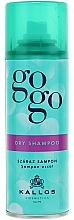 Düfte, Parfümerie und Kosmetik Trockenes Shampoo - Kallos Cosmetics Gogo Dry Shampoo