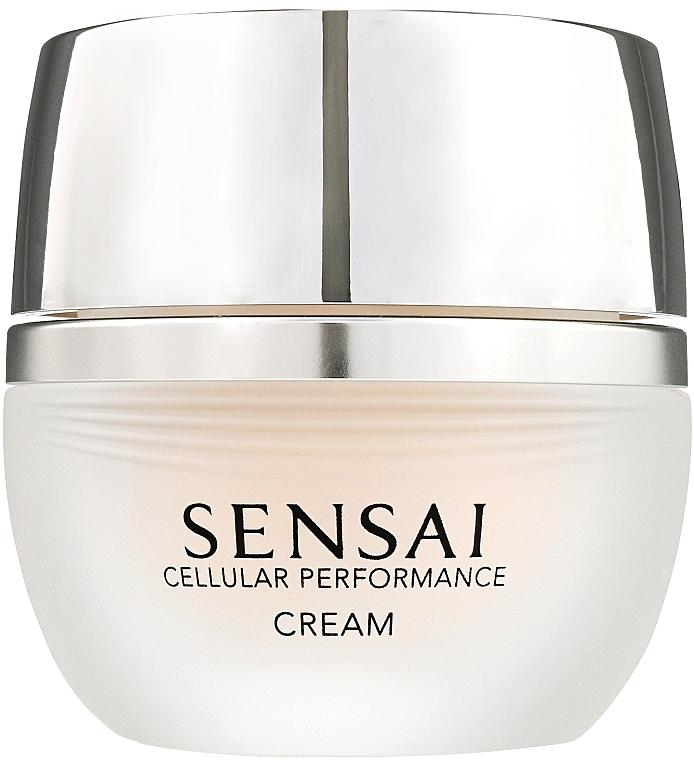 Luxuriöse straffende und feuchtigkeitsspendende Anti-Aging Gesichtscreme - Kanebo Sensai Cellular Performance Cream