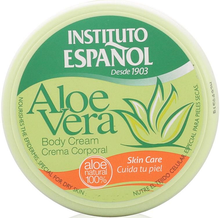 "Körpercreme ""Aloe Vera"" - Instituto Espanol Aloe Vera Body Cream"
