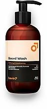 Düfte, Parfümerie und Kosmetik Aufweichendes Bartshampoo mit Birkenextrakt und Keratin - Beviro Beard Wash