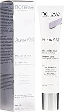 Düfte, Parfümerie und Kosmetik Korrigierende Anti-Falten Gesichtsemulsion für die Tagespfelge - Noreva Laboratoires Alpha KM Emulsion De Jour