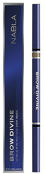 Augenbrauenstift - Nabla Brow Divine