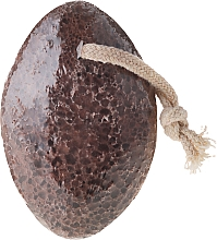 Natürlicher Bimsstein schwarz - Donegal Bimsstein — Bild N2