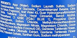 Farbneutralisierendes Shampoo für dunkel gefärbtes Haar - Fanola No Orange Extra Blue Pigment Shampoo — Bild N5