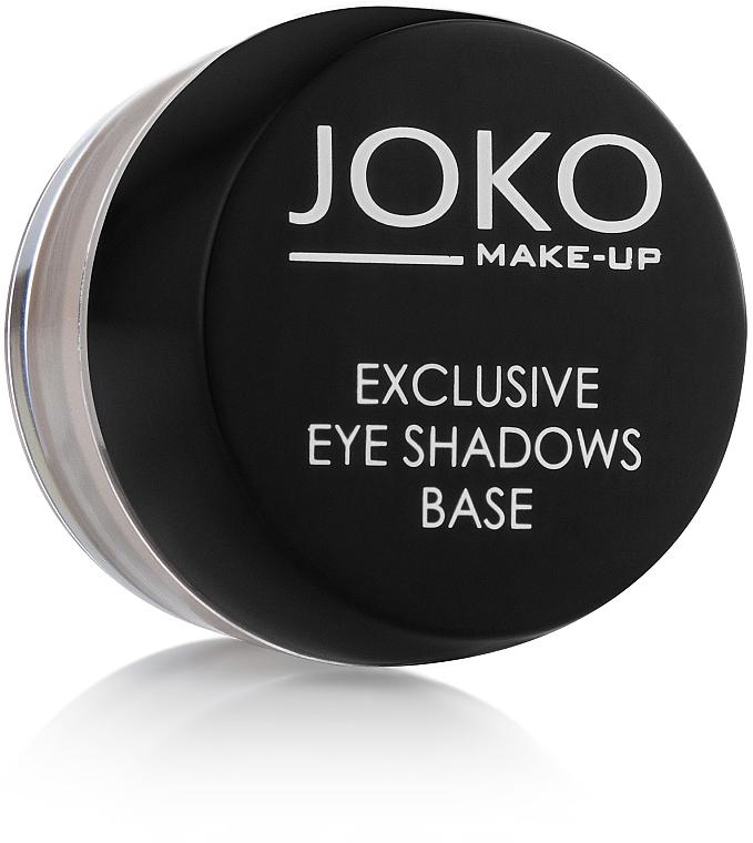 Lidschattenbase - Joko Exclusive Eye Shadows Base