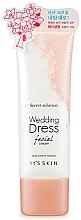 Düfte, Parfümerie und Kosmetik Aufhellende Gesichtscreme - It's Skin Secret Solution Wedding Dress Facial Cream