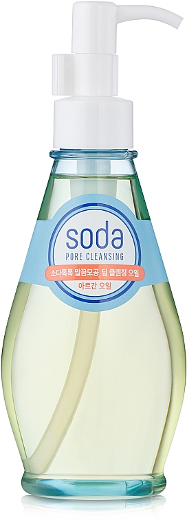Tiefenreinigendes Gesichtsöl - Holika Holika Soda Pore Cleansing B.B Deep Cleansing Oil