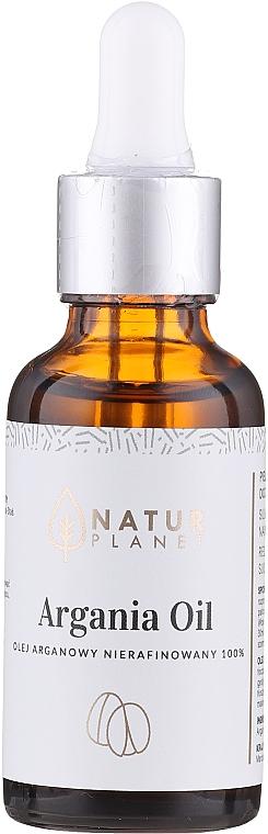 100% Unraffiniertes Arganöl - Natur Planet Argan Oil 100%