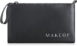 Düfte, Parfümerie und Kosmetik Kosmetiktasche schwarz 21x12,5 cm - MakeUp