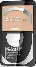 Düfte, Parfümerie und Kosmetik 5in1 Hypoallergene Grundierung LSF 25 - Bell Hypoallergenic Make-up Fondation SPF25