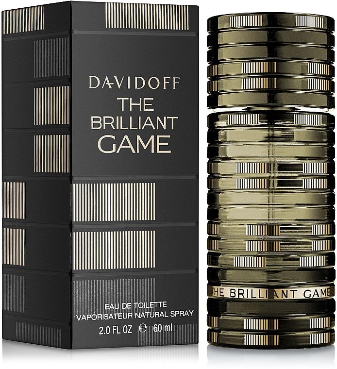 Davidoff The Brilliant Game - Eau de Toilette