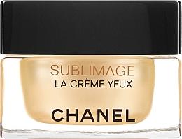 Regenerierende Creme für die Augenpartie - Chanel Sublimage Eye Cream — Bild N2