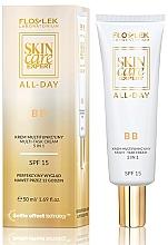 Düfte, Parfümerie und Kosmetik 5in1 BB Gesichtscreme SPF 15 - Floslek Skin Care Expert All-Day BB Cream