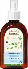 Düfte, Parfümerie und Kosmetik Kräuterelixier für sprödes und strapaziertes Haar - Green Pharmacy