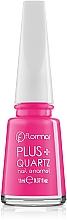 Düfte, Parfümerie und Kosmetik Nagellack - Flormar Plus Quartz