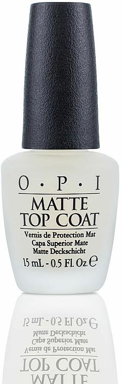Matter Überlack - O.P.I Matte Top Coat