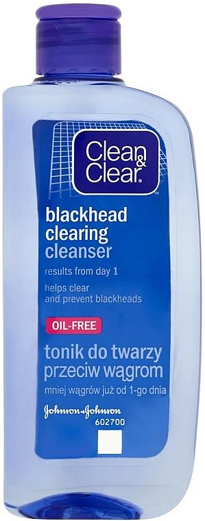 Klärende Gesichtslotion gegen Mitesser - Clean & Clear Blackhead Clearing Daily Lotion