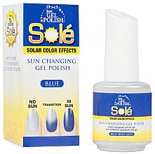 Düfte, Parfümerie und Kosmetik Sonnenverändernder Gel-Nagellack mit Chamäleon-Effekt - IBD Just Gel Polish Sole Solar Color Effects