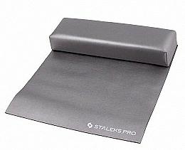 Düfte, Parfümerie und Kosmetik Maniküre-Handauflage mit Tuch Maxi grau - Staleks Pro Expert 11 Type 2