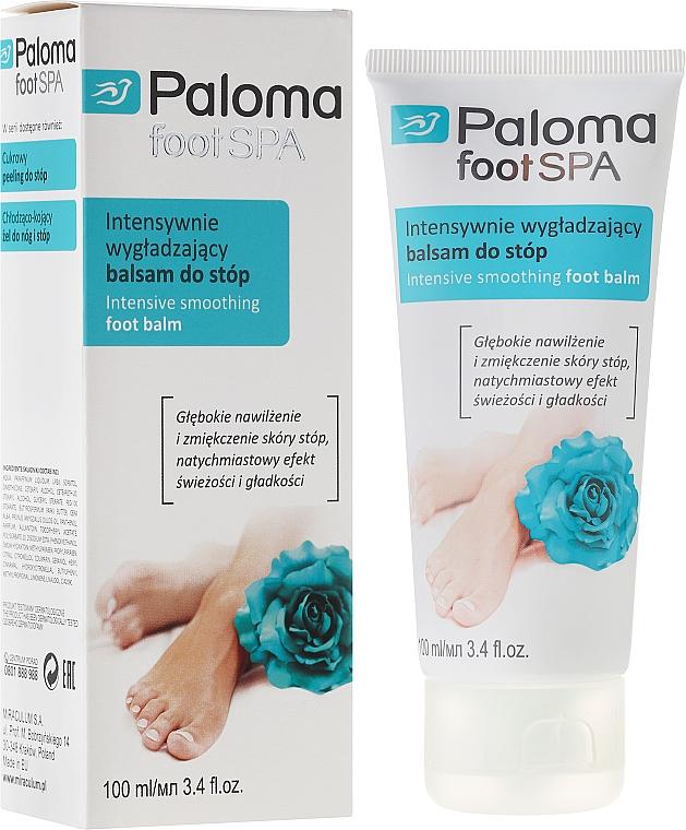 Intensiv glättender Fußbalsam - Paloma Foot SPA