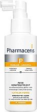 Düfte, Parfümerie und Kosmetik Behandlung gegen Psoriasis und chronische Schuppenbildung auf der Kopfhaut und anderen behaarten Bereichen - Pharmaceris P Ichtilix Forte