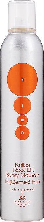Schaumfestiger für mehr Volumen - Kallos Cosmetics Root Lift Volume Mousse