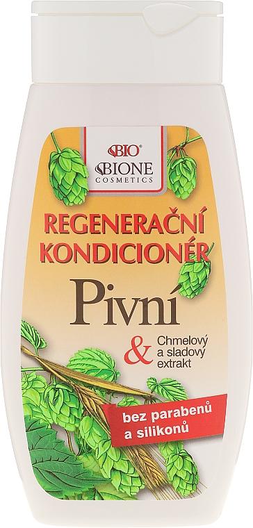Regenerierende Haarspülung mit Bierhefe - Bione Cosmetics Beer Regenerative Conditioner
