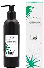 Düfte, Parfümerie und Kosmetik Natürliche Körperlotion mit Hanföl und Cupuacu-Butter - Hagi Body Lotion